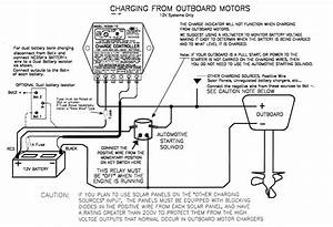 Diagrams Wiring   Boat Dual Battery Wiring Diagram