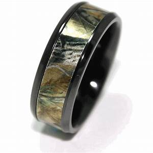 Rings for men wedding rings for men camo for Camoflauge wedding rings