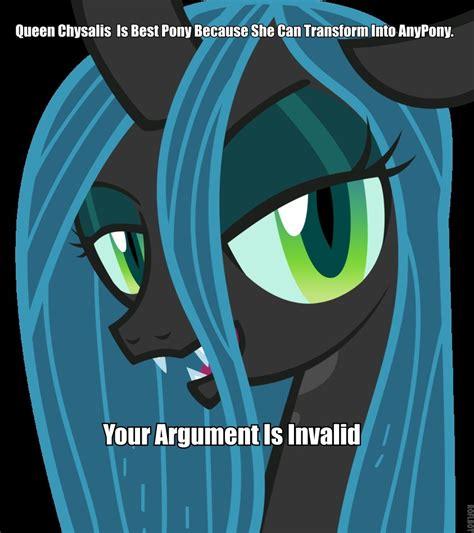 queen chrysalis pony deviantart story friendship magic mlp meme ask flesh changeling fan argument random know chysalis comics
