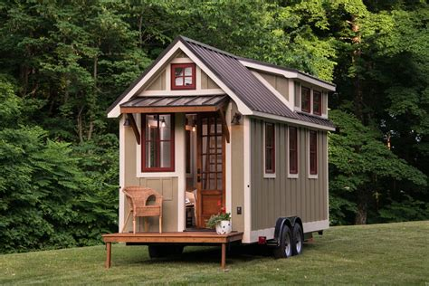 Small Homes : Sq. Ft. Timbercraft Tiny Home