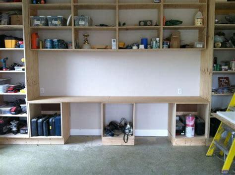 garage shelving systems diy diy garage storage ideas for organized garages