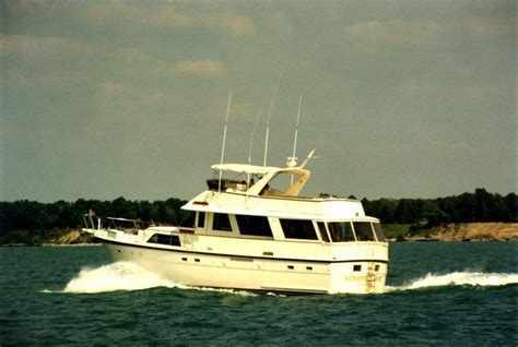 Hatteras Boats For Sale Ohio by 56 Hatteras 1983 For Sale In Port Clinton Ohio Us