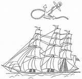 Coloring Adult Ship Ships Boats Liveinternet Img1 Ru sketch template