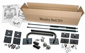 Murphy Bed DIY Hardware Kit - Complete with All Parts