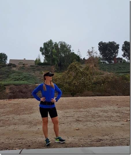 Fall Running a Marathon