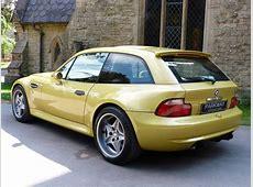 Bmw Z3 Yellow2001 Phoenix Yellow BMW Z3 M Coupe Rare Cars