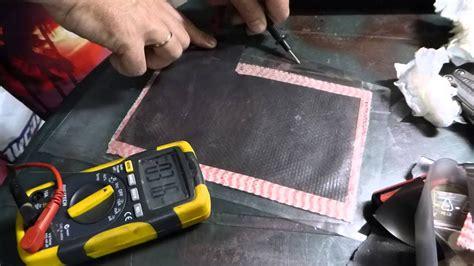 making graphitegraphene laminate cell long version youtube