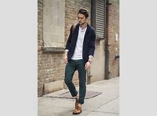 Navy BlazerSportcoat Famous Outfits