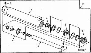 Where Can I Find A Hydraulic Cylinder For My 855 Deere