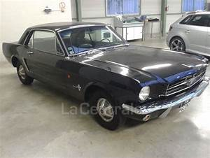 FORD MUSTANG 200 CI 1965 ESSENCE occasion - Longueville - Seine-et-Marne 77