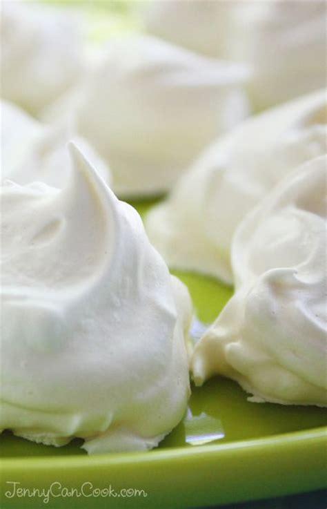 meringue dessert recipes easy 25 best ideas about simple meringue recipe on