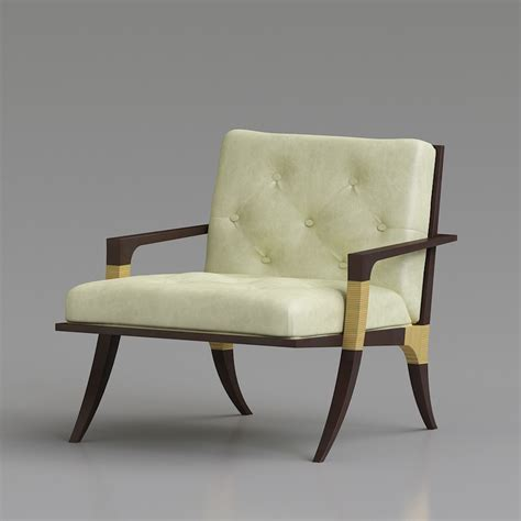 chaise ée 60 3d athens lounge chair by baker furniture high quality