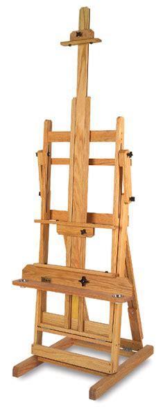 frame artists easel plans fine woodworking knots