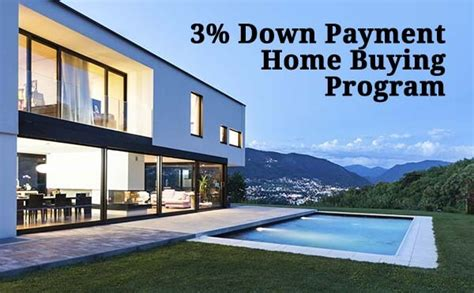 Conventional 97% Ltv Home Buying Guidelines 2015. Only 3