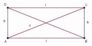 Rechteck Diagonale Berechnen : seite und diagonale gegeben ~ Themetempest.com Abrechnung