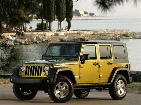 Jeep Wrangler Unlimited Picture by Car Pictures Jeep Wrangler Unlimited 2007