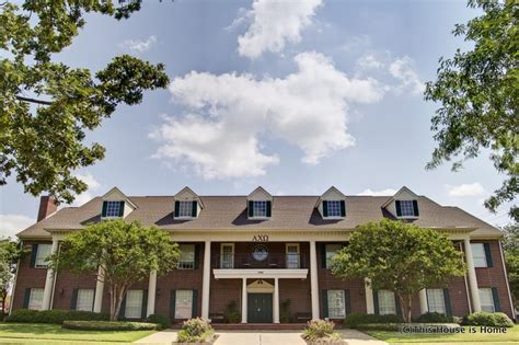 the zeta nu chapter of alpha chi omega at texas a m love this house texas a m pinterest