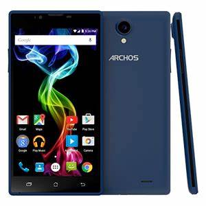 Archos 55 Platinum Dual SIM Smartphone im Angebot bei Real