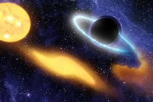 File:Black hole consuming star.jpg - Wikimedia Commons