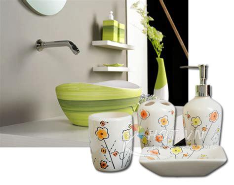 Bộ Phụ Kiện Nhà Tắm Cao Cấp 4 Pcs Ceramic  Mua Chung, Hot
