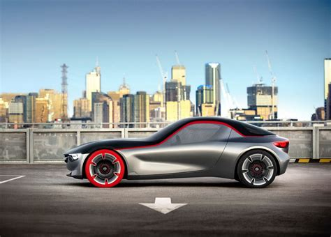 New Opel Gt by New Car Opel Gt Concept Car Design News