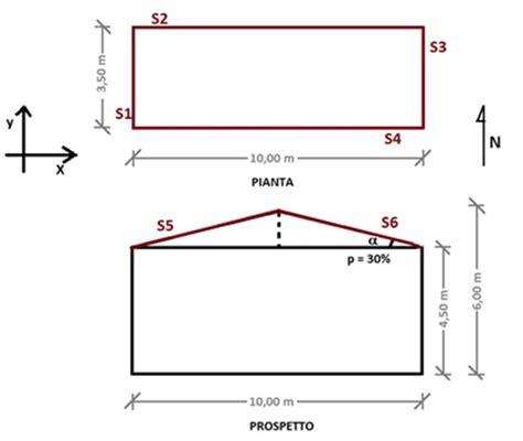 calcolo volume tetto a padiglione calcolo vento sulle costruzioni con l ausilio