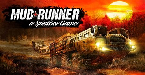Honest Games Reviews » Review Spintires Mudrunner (xbox One