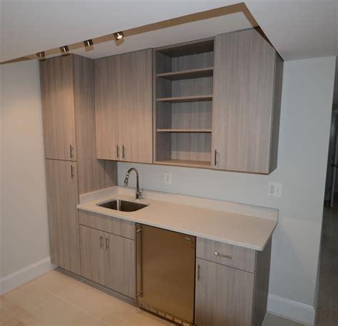 textured laminate kitchen cabinets textured melamine bar contemporary basement dc metro 6036