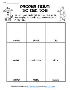 ideas  teaching nouns   graders  ideas