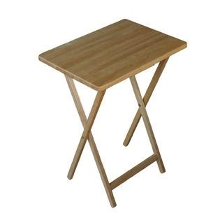 small folding table kmart folding wooden tv tray table natural home furniture