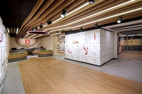 Office Desk Jeddah by 187 Alkindy Office And Showroom By Architecture