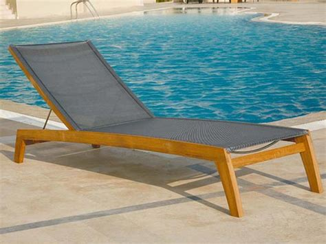 chaise textilene teak chaise lounge roselawnlutheran