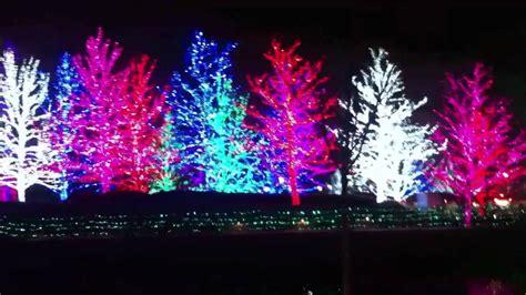 chesapeake energy christmas lights 2010 youtube