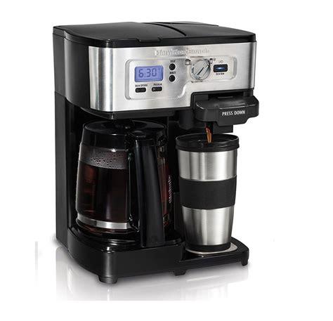 | 12 reasons you should buy the ninja. Hamilton Beach 2-Way FlexBrew Digital 1-12 Cup Coffeemaker K-Cup Ready | 49983 >> Disc ...