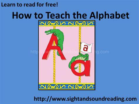 how to teach letters how to teach the alphabet