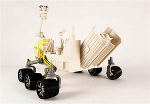 3D Print the Mars Rover - 3D Printing Industry