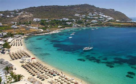 Mykonos Greece Style My Beach