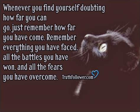 Eager Never Doubt Yourself Quotes Gloria Jeans Coffee Elizabeth