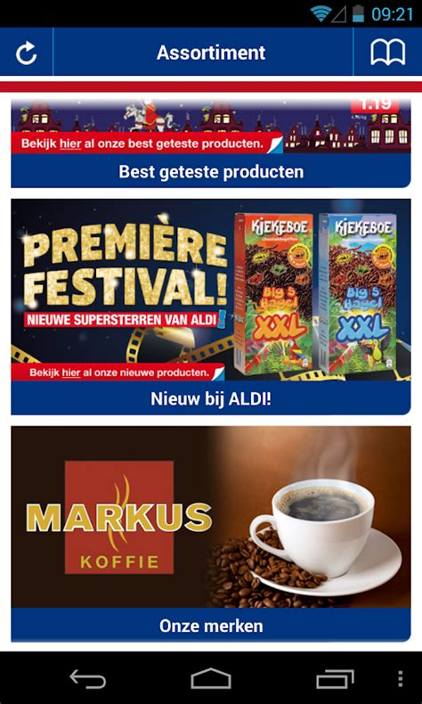 aldi nederland android apps  google play