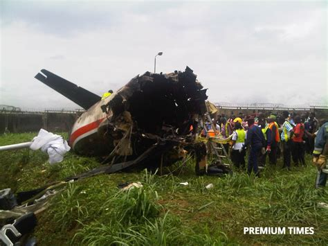 13 People Dead In Plane Crash Involving Aircraft Carrying