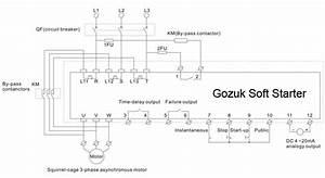 Toshiba Soft Start Wiring Diagrams