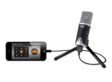 microphone for iphone mic usb microphone for mac apogee electronics