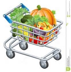 Full Shopping Cart Clip Art