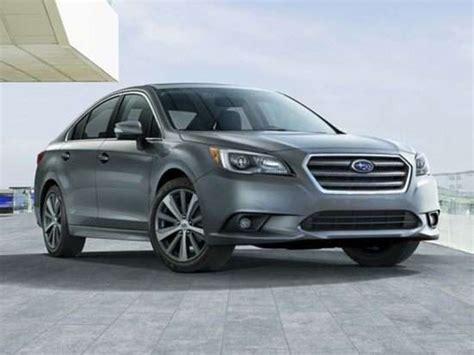 2017 Subaru Legacy Models, Trims, Information, And Details