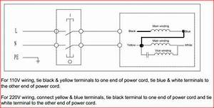 220v Induction Motor Wiring