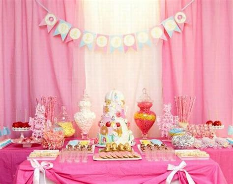 1st birthday ideas for baby girl party themes inspiration 10 unique birthday party themes for baby girl 1st