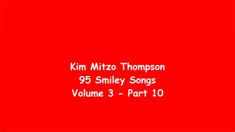 95 Smiley Songs Volume Three (part 10