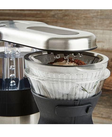 Save this story for later. Brim 8-Cup Electric Pour-Over Coffee Maker & Reviews - Coffee Makers - Kitchen - Macy's