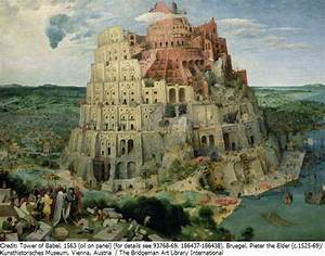 Holes In The Tower Of Babel