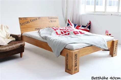 Betten In Übergröße 220 Cm Länge  Bett Aus Bambus